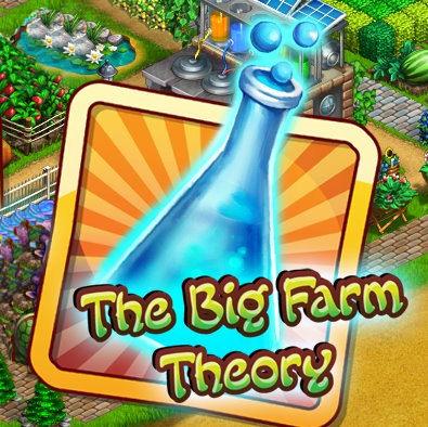 The Big Farm TheoryAstro Garden Information How to be