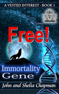 Immortality Gene e-book