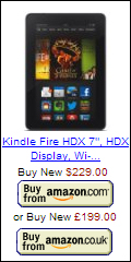 Kindle HDX at Amazon